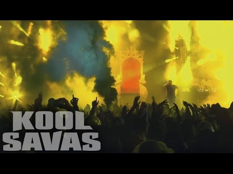 "Kool Savas ""splash! Festival 2015"" (Official HD Live Video)"