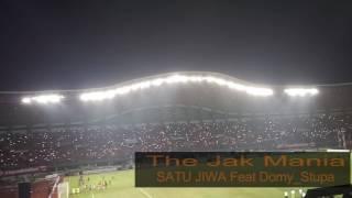 MERINDING !!!satu Stadion Nyanyi Satu Jiwa-The Jak Mania - Persija VS RCD Espanyol