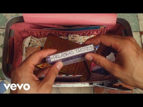 Los Yonic's Zamacona - Palabras Tristes (Lyric) ft. Mon Laferte