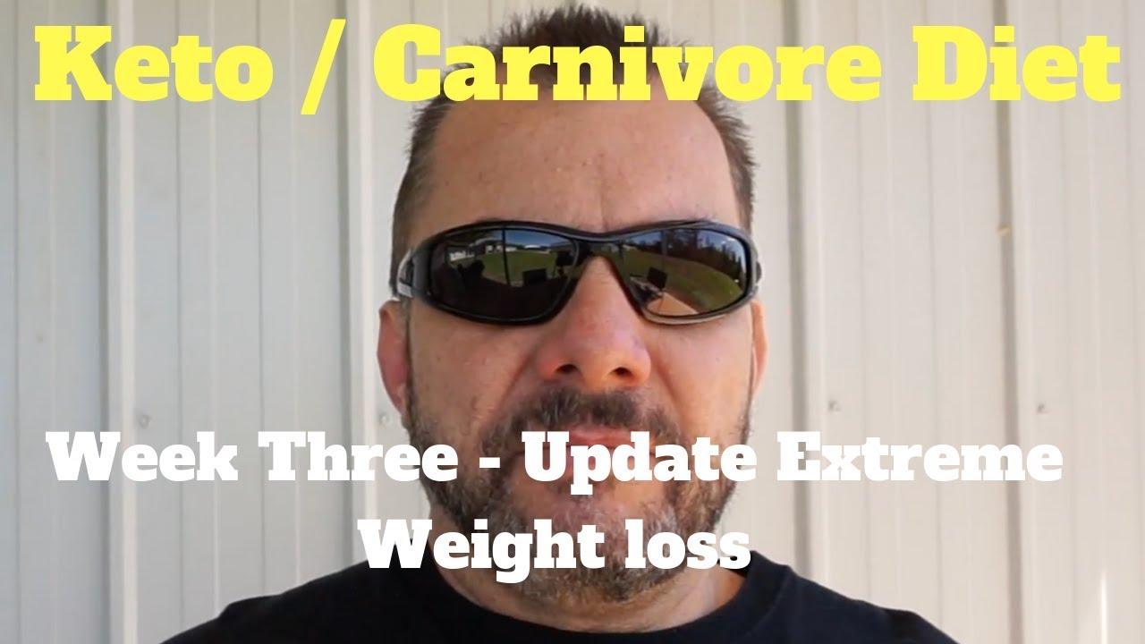 carnivore diet week three