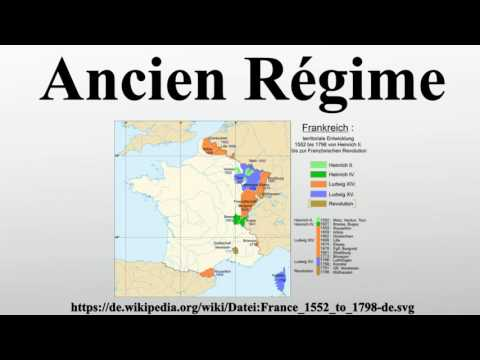 Ancien Régime