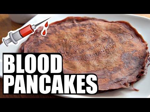 BLOOD PANCAKES Blodplättar