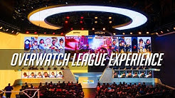 Overwatch League Audience Experience (Burbank Blizzard Arena)
