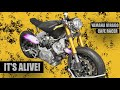 YAMAHA VIRAGO CAFE RACER TIME LAPSE  PROJECT FIRST START EP. 7