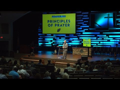 Principles of Prayer | Rock Springs Church