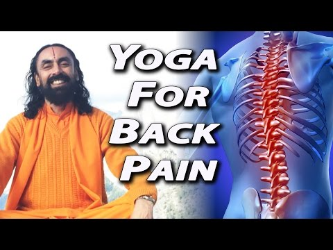 Yoga Meditation: Yoga for Lower back pain, Cervical, neck and shoulder pain - Swami Mukundananda