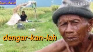 full lirik lagu Ayah,(Cover)Evin Ndano Mp3