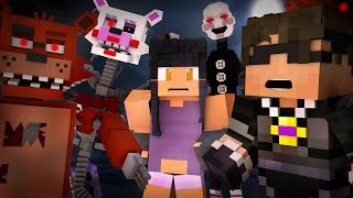 Minecraft FIVE NIGHTS AT FREDDY'S 4 HIDE N SEEK 4!