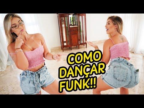 ENSINEI COMO DANÇAR FUNK NESSE VIDEO!!!