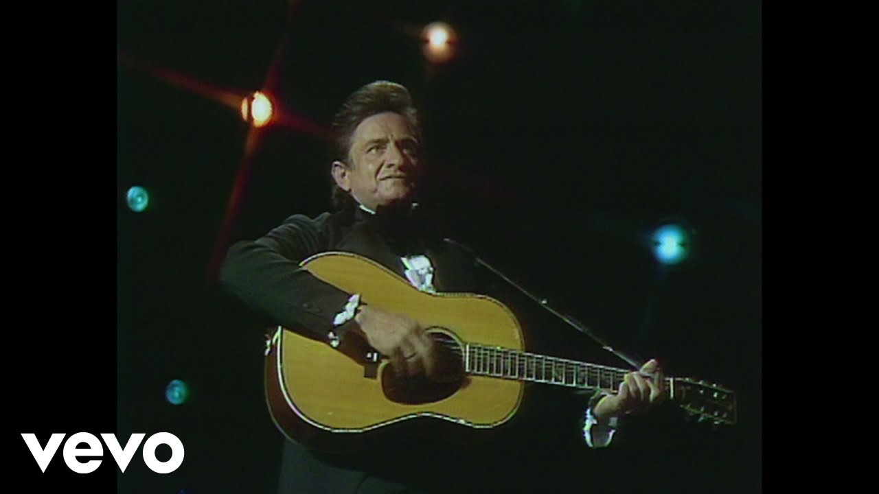 Johnny Cash I Walk The Line The Best Of The Johnny Cash Tv Show Youtube