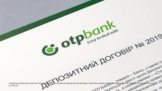 З послугами від ОТП Банку жодних неочікуваних сюрпризів – усе просто та передбачувано.<