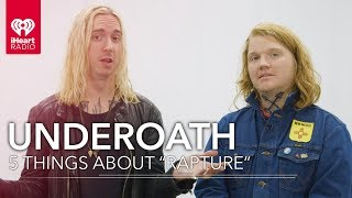 """5 Facts About Underoath's """"Rapture"""" You Probably Didn't Know   5 Things"""
