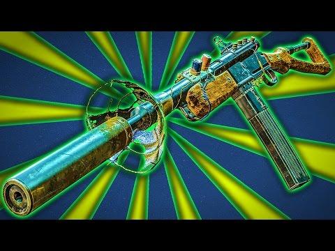 Fallout 4 - Kiloton Radium Rifle - Unique Far Harbor Weapon Guide