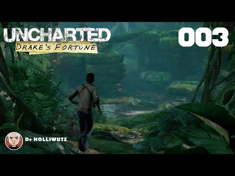 Uncharted #003 - Abgestürzt [PS4] Let's play Drake's Fortune
