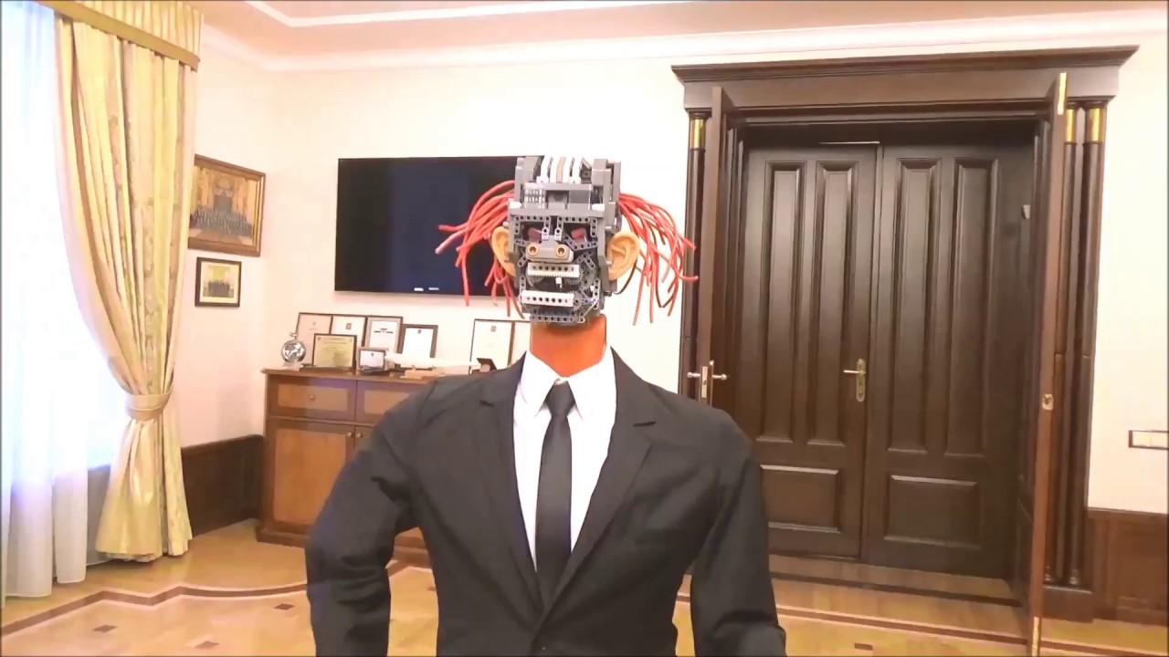 """Amnesty International выступила против """"роботов-убийц"""" - Цензор.НЕТ 3749"""