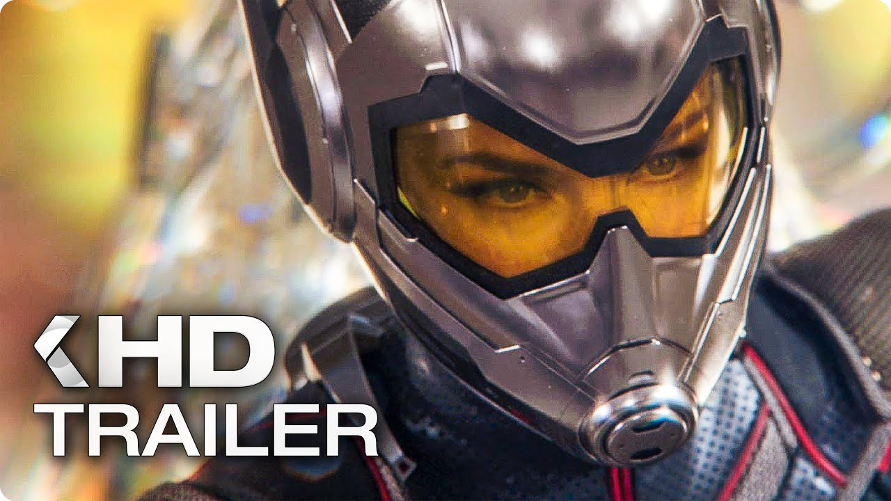 Download ANT-MAN AND THE WASP All Clips & Trailers (2018)