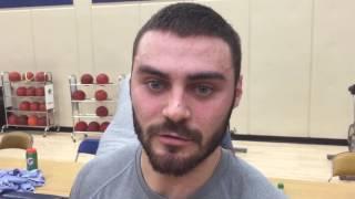 Notre Dame PG Matt Farrell (7-19-16)