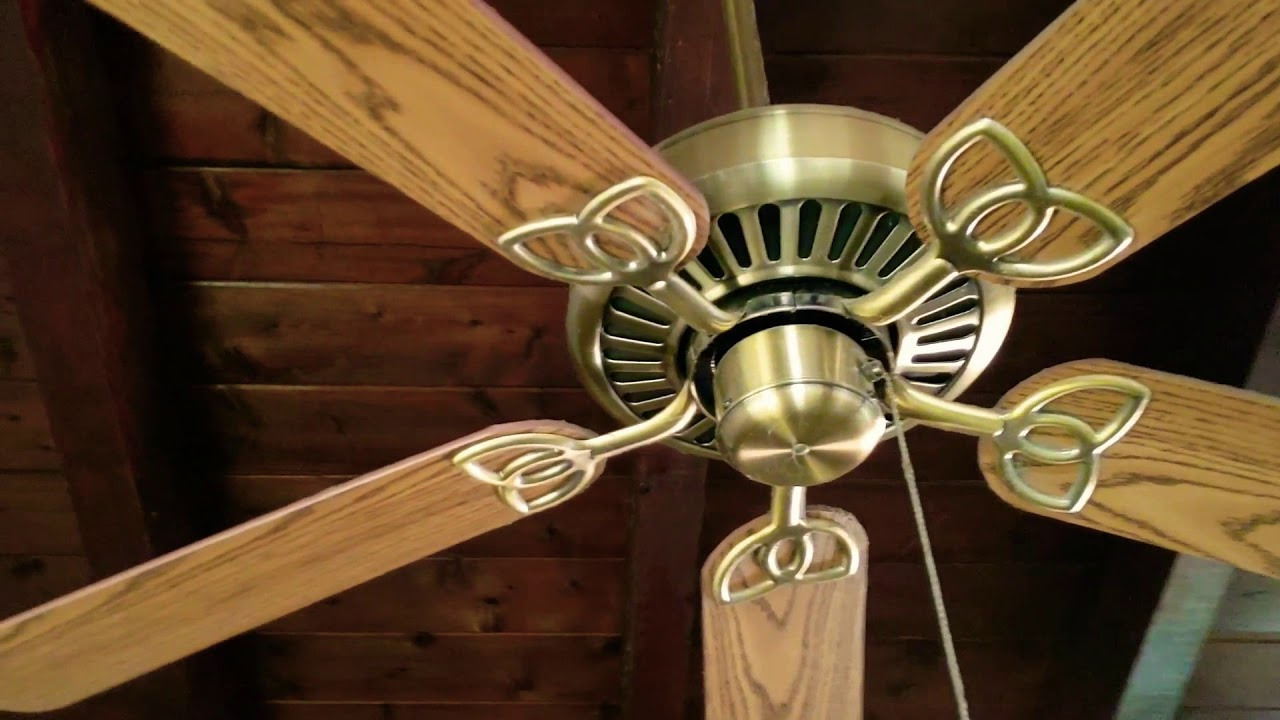 Harbor Breeze Dual Ceiling Fan
