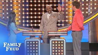 This ain't no STRIP CLUB!!! | Family Feud