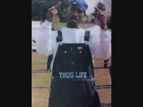 2Pac Thug 4 Life Original Version