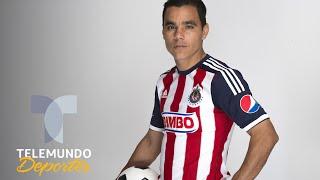 Omar Bravo revela su mayor frustración con Chivas de Guadalajara   Telemundo Deportes