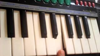 Pardesi Pardesi (Raja Hindustani) Piano Tutorial