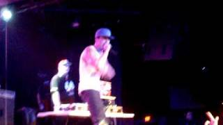 Chris Webby-Starry Eyed LIVE