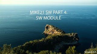 MIKE21 SW Tutorial 4/? SW Module