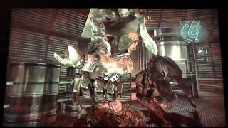 Resident Evil Revelations (PS3) - Raid Mode co-op часть12