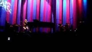 Tori Amos - Yo George Indianapolis, IN 11/2/07
