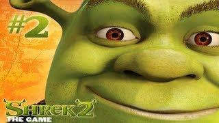 Shrek 2 The Video Game прохождение - Серия 2