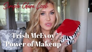 "Trish McEvoy~ ""Power Of Makeup"" Simple Glam Look"