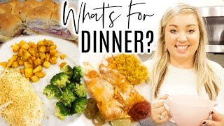 *NEW* WHAT'S FOR DINNER | EASY WEEKNIGHT MEALS | JESSICA O'DONOHUE