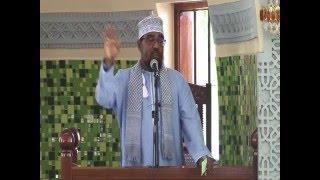 Sheikh Yusuf Abdi -  Uzuri Na Ubaya Wa Whatsapp   (13.11. 2015)