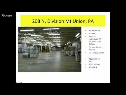 Nationwide Commercial Property IRS Section 170 Liquidation