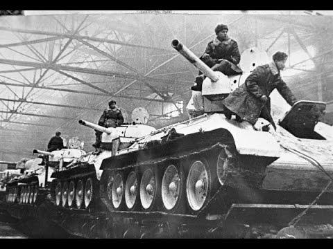 ASMR - History of Tanks (+survey)