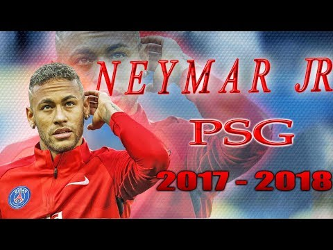 Neymar Jr PSG [Janji - Heroes Tonight Sueños]- Dribbling Goals & Skills - 2017 - 18 ᴴᴰ