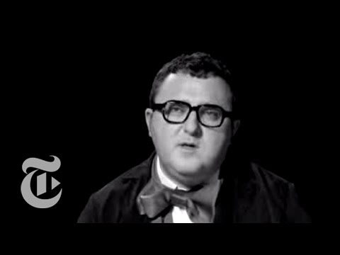 Alber Elbaz Interview | Screen Test | The New York Times