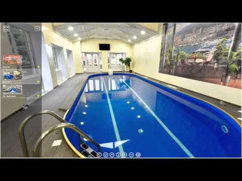 Сауна, бассейн в Тарасово