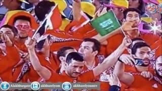بالفيديو … الرياضي المصري المثير للجدل بالأولمبياد يكشف سبب رفع علم #السعودية