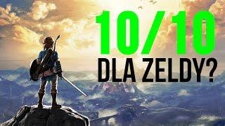 Najlepsza gra w historii – czy Zelda zasługuje na 10/10?