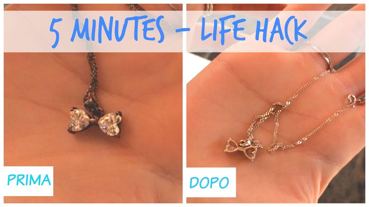 salvare sito affidabile nuovo economico VIDEO HACK - eliminare l'ossidazione dai gioielli in 5 MINUTI!!!