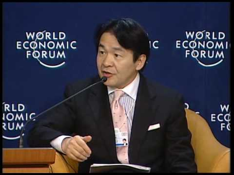 Davos Annual Meeting 2006 - The Quiet Revolution of Junichiro Koizumi