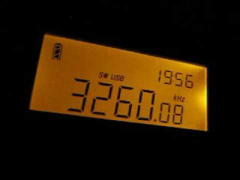 NBC Radio Madang 3260 kHz received in Germany