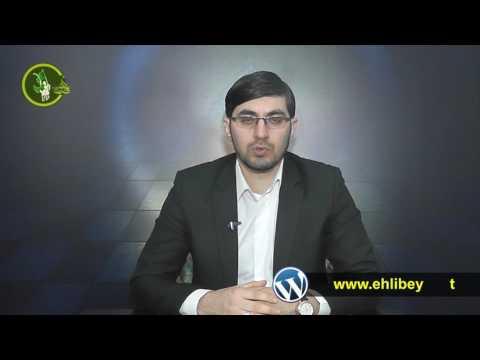 Hacı İlkin Quran elmleri 2-ci ders