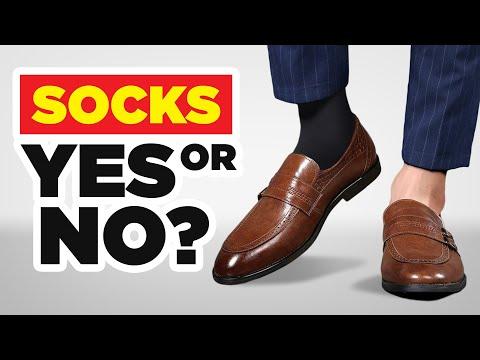 No Socks During Summer?  Hot Weather Sock Guide For Men
