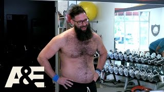 Repeat youtube video Fit to Fat to Fit: Meeting the Fattened-Up Trainers | A&E