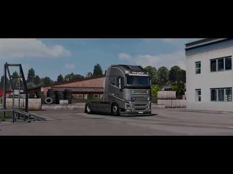 ETS2   Volvo FH Simple Edit 1.27x