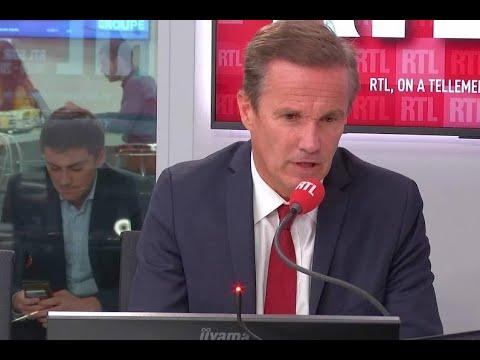 L'invité De RTL Soir Du 22 Octobre 2019