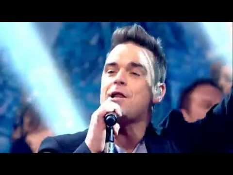 Robbie Williams Bodies Totp 2009